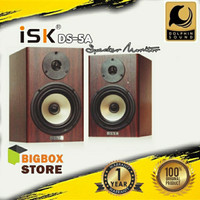 ISK Speaker Monitor DS-5A / DS5A / DS 5A