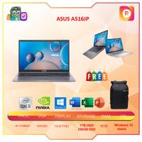 ASUS A516JP FHD5121 i5 1035G1 8GB 1TB 256ssd MX330 OHS 15.6FHD FHD5122