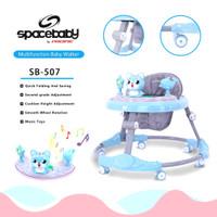 Baby Walker Spacebaby Space Baby SB-507 Musik Murah Meriah
