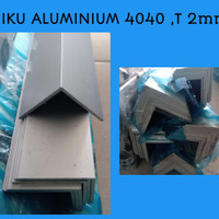Siku Aluminium 40 mm X 40 mm Per/ Cm
