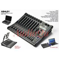 New Mixer Audio Ashley LM 8/ LM8 Original 8 Channel Free Koper
