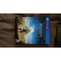 Assassins Creed Origins Deluxe Edition PS4