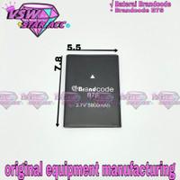 Baterai Brandcode B7S 5.800mAh double power / Battrey