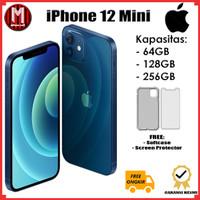 iPhone 12 Mini 64GB 128GB 256GB Garansi Resmi iBox - Red 64Gb