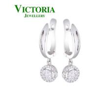 Anting Berlian VER598903 Victoria Jewellery