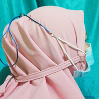 tali pengikat masker hijab murah