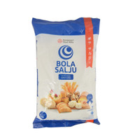 tepung terigu bola salju 1kg bungasari serbaguna flour protein sedang