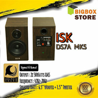 ISK Speaker Monitor DS7A / DS-7A / DS 7A