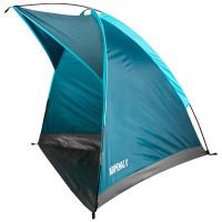 QUECHUA Tenda Kecil Arpenaz Shelter 0 + Tiang 1 Dewasa / 2 Anak - Biru