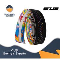 Bar Tape Sepeda GUB 1622 Road Bike Handlebar Tape Colorful Bar Strap