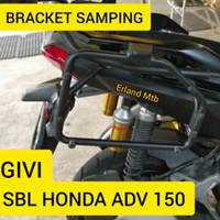 Givi SBL ADV 150 Bracket Samping Motor Honda ADV 150 Side Bracket