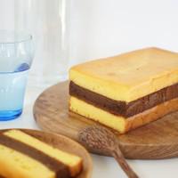 Kue keto Lapis Surabaya ||rendah karbo rendah gula||10 x 10 cm