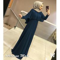 maxi wanita - baju maxi wanita muslim - maxi busana muslin cantik - SI