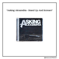 CD Asking Alexandria - Stand Up And Scream