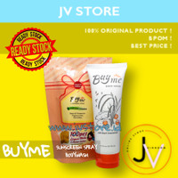 Buyme Sunscreen Spray Body Lotion Original BPOM