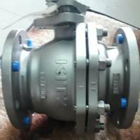 Ball Valve KITZ SS304 JIS 10K-15 uk : 1/2 (inch)