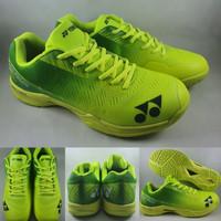 Sepatu Badminton Yonex Aerus Z Yellow Volt Stabilo