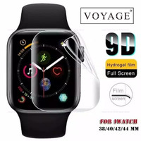 Hydrogel screen protector anti gores apple watch iwatch 4 5 40mm 44mm