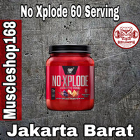 Bsn Noxplode 60 serving No Xplode