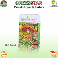 Pupuk Greenstar Nasa Pupuk Organik Serbuk