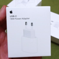 Adapter Charger iPhone Type C 18W Fast Charging Original Apple