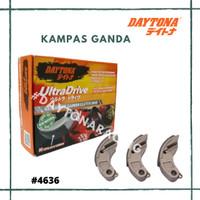 Daytona Kampas Ganda Racing Soul GT 115/Mio J/Fino/X-Ride #4057