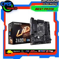 GIGABYTE Z490M (LGA1200, Z490, DDR4, USB3.2, SATA3)