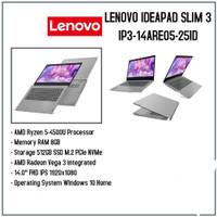 Lenovo IdeaPad Slim 3 | Ryzen 5 4500U 8GB 512SSD Windows 10 Home