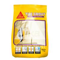 Sika Tile Grout Pengisi Nat Keramik Marmer Granit Mosaik 1Kg
