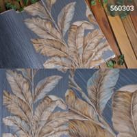 [MURAH] Jual wallpaper dinding motif daun