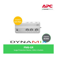 APC PM6-GR Surge Protector • Filter Listrik & Anti Petir