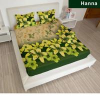 bed cover lady rose sprei karet no 2 uk 160x200 motif Hanna
