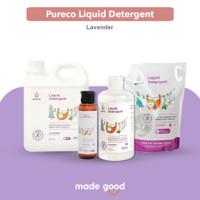 Pureco Liquid - Detergent / Sabun Deterjen Cuci Baju Bayi Anak