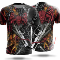 Gun Jersey Mekanuma - Dragon