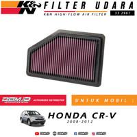 Filter Udara K&N KNN KN Honda CRV CR-V 2008-2012 2.0L kode 33 2961