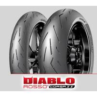 Ban Pirelli Diablo Rosso Corsa II 90/80 Ring 14 F/R Soft Compound