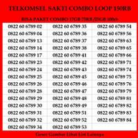 Nomor Cantik Telkomsel As 3G Sakti Simpati Loop 12 Digit bukan 11 10