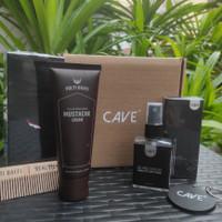 Paket Sadis 1 Penumbuh Brewok Cave & Folti Baffi