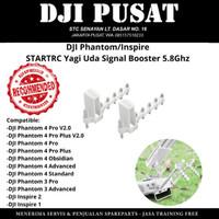 Signal Booster Yagi Uda DJI Phantom 4 Pro 3 Pro Inspire Penguat Sinyal