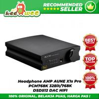 Headphone AMP AUNE X1s Pro PCM768K 32Bit/768K DSD512 DAC HIFI