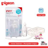 Pigeon Nose Cleaner Tube Type Nasal Aspirator Penyedot Ingus Bayi