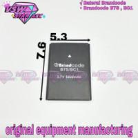 Baterai Brandcode B7S / BC1 double power Battrey