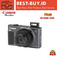 Powershot Canon SX 620HS Kamera Digital Garansi Resmi - RED