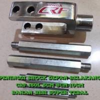 Peninggi Shock Depan Belakang Crf 150 L 6cm 8cm 10cm - 6