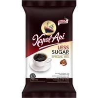 Kopi Kapal Api Less Sugar Special Mix 10 Sachet   Kopi bubuk