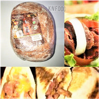 Daging Kebab Sahara PREMIUM Tanpa Tiang 2 KG By Gosend
