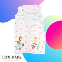 [ICON BABY] Baju Bayi Baru Lahir 0-9 Bulan 3PCS Laki Perempuan SNI 1