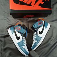 Sepatu Nike Air Jordan Fearless Facetasm - Biru Muda, 39
