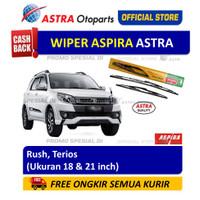 Wiper Blade ASPIRA: Toyota Rush, Daihatsu Terios