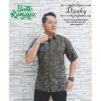Baju Batik Pria DZAKY By Kanaya Lapis Furing Halus